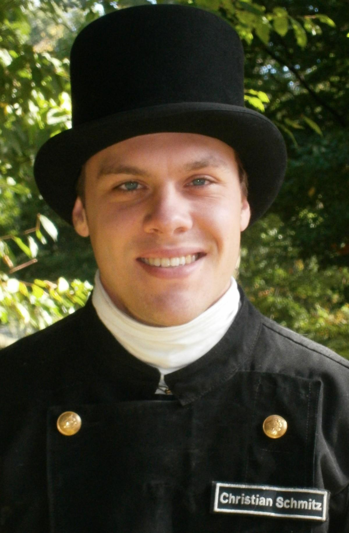 Mitarbeieter, Christian Schmitz